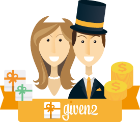 wedding list money